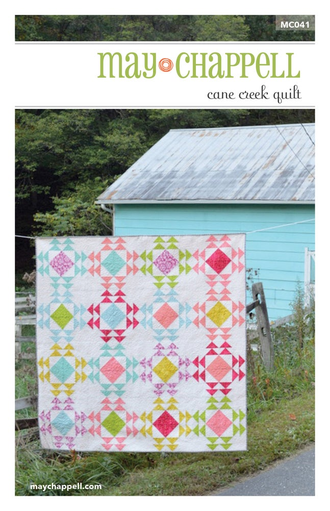 Image of Cane Creek Quilt