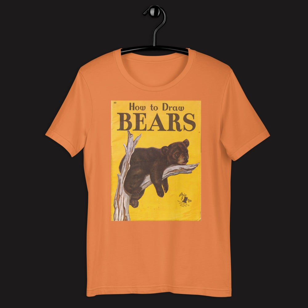 Image of HOW TO DRAW BEARS