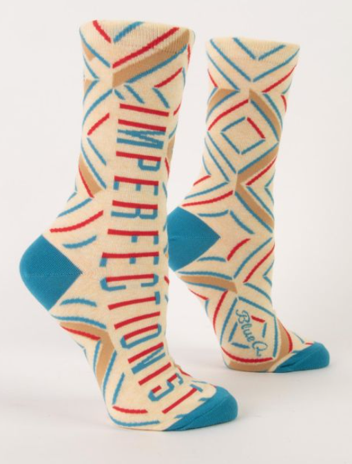 Image of Imperfectionist Crew Socks