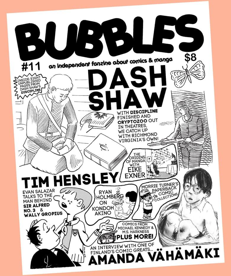 Image of Bubbles #11