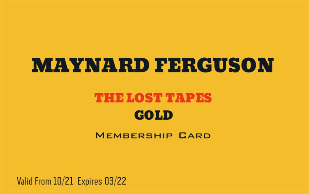 Image of MF The Lost Tapes *GOLD* Membership
