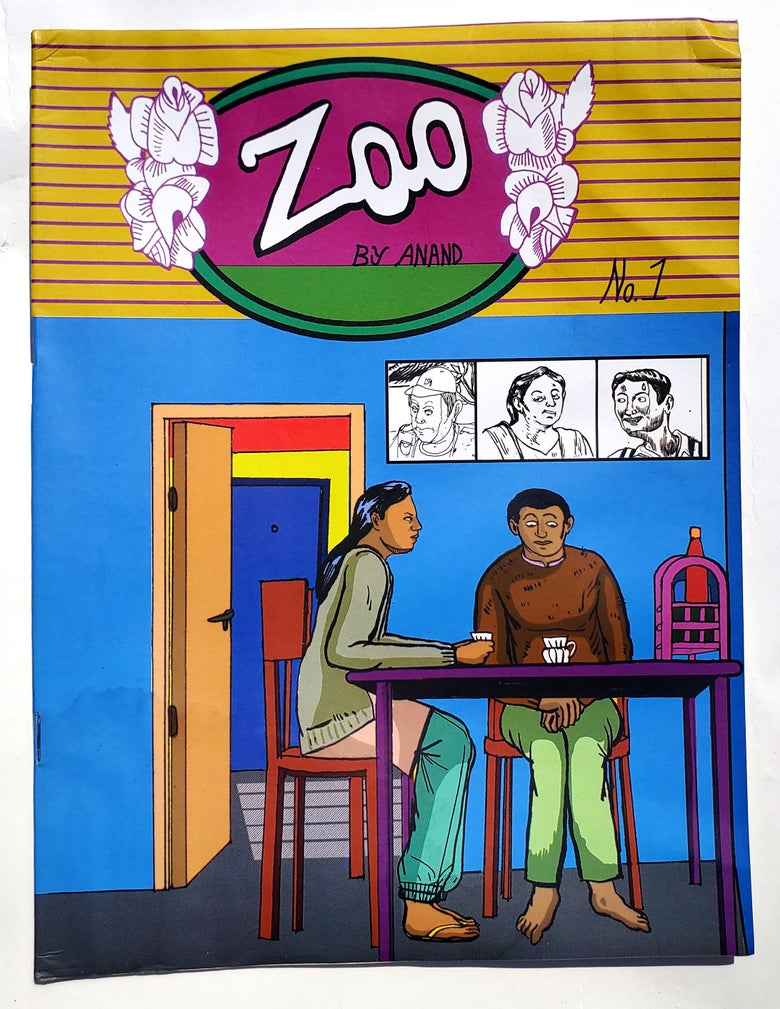 Image of Zoo #1 by Anand