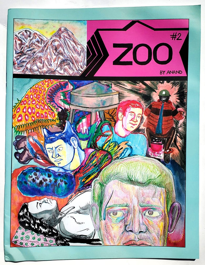 Image of Zoo #2 by Anand