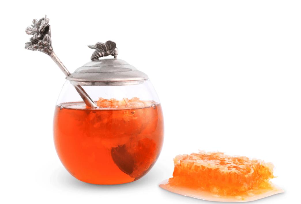 Image of Bee Honey Pot