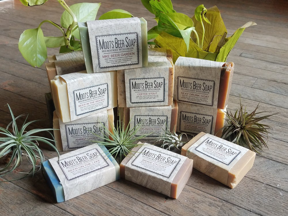 Image of Moots Lakefront Brewery Beer Soap