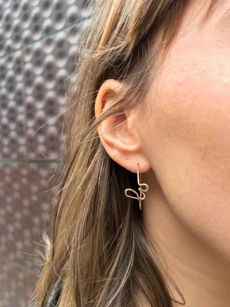 Image of Forget me not earrings