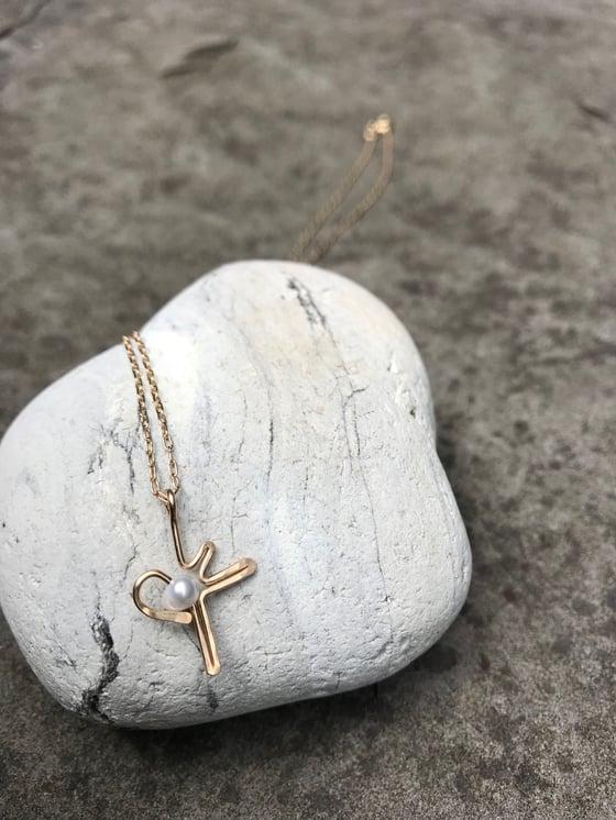 Image of Starburst necklace
