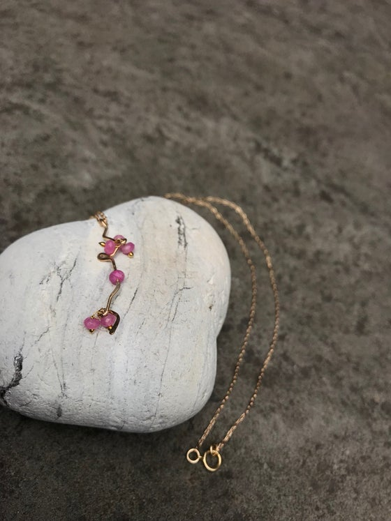 Image of Blossom necklace