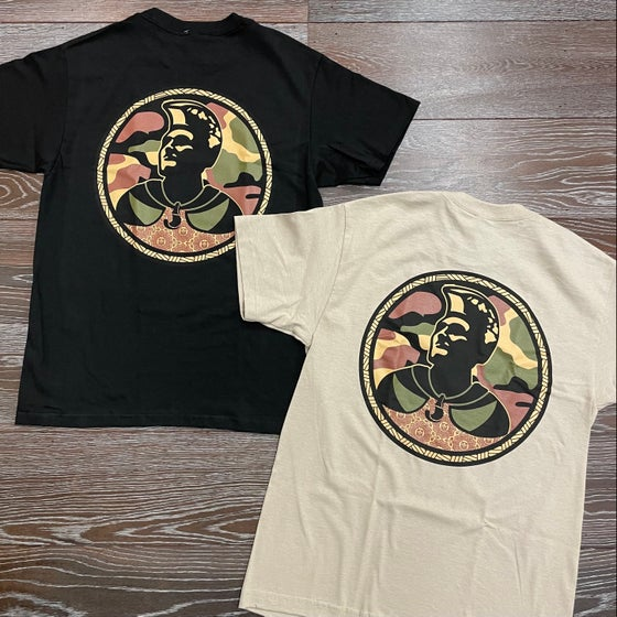 Image of Kamehameha Camo Koa Men's T-Shirt