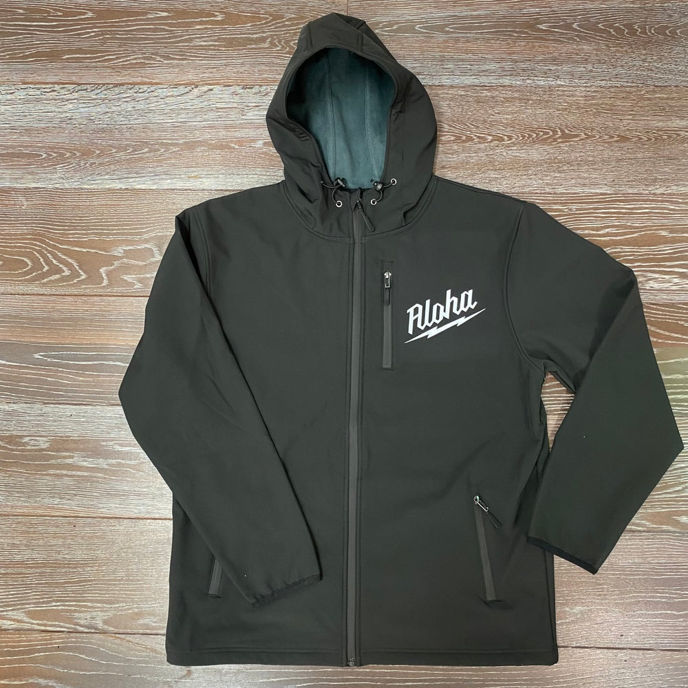 Image of Aloha-Waukee Men's Poly Jacket