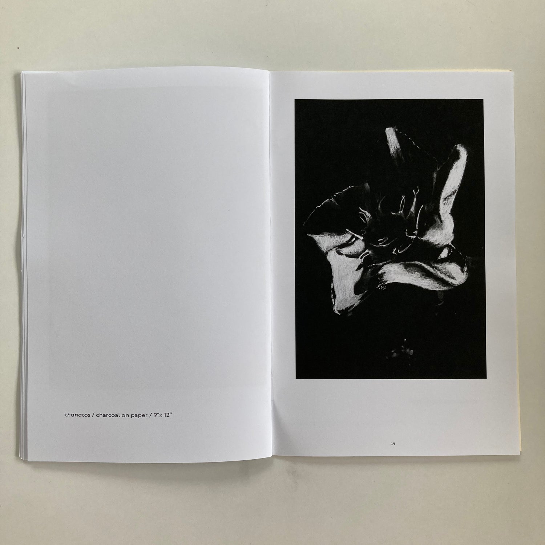 """Image of Terence Hannum """"Obsequies"""" ZINE"""