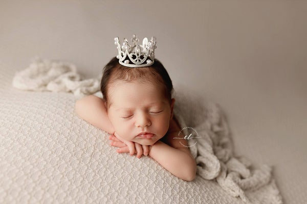 Image of Clarice Newborn Crown