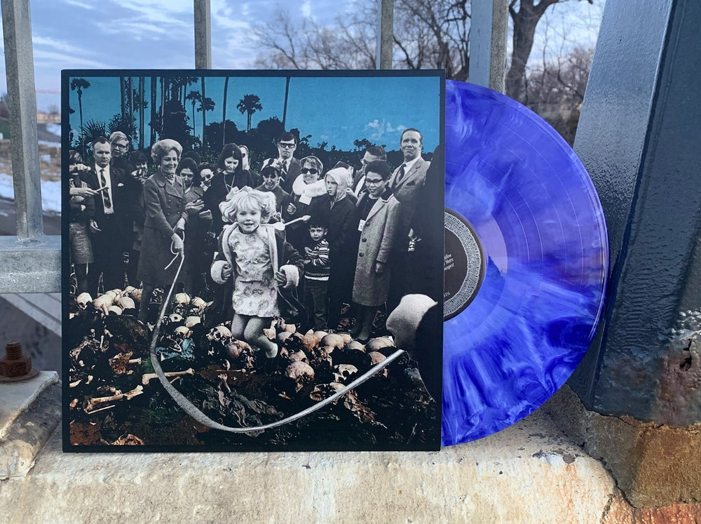 """Slow Mass """"On Watch"""" 12"""" LP • Vinyl Record (3rd Pressing • Deluxe & Standard Editions)"""