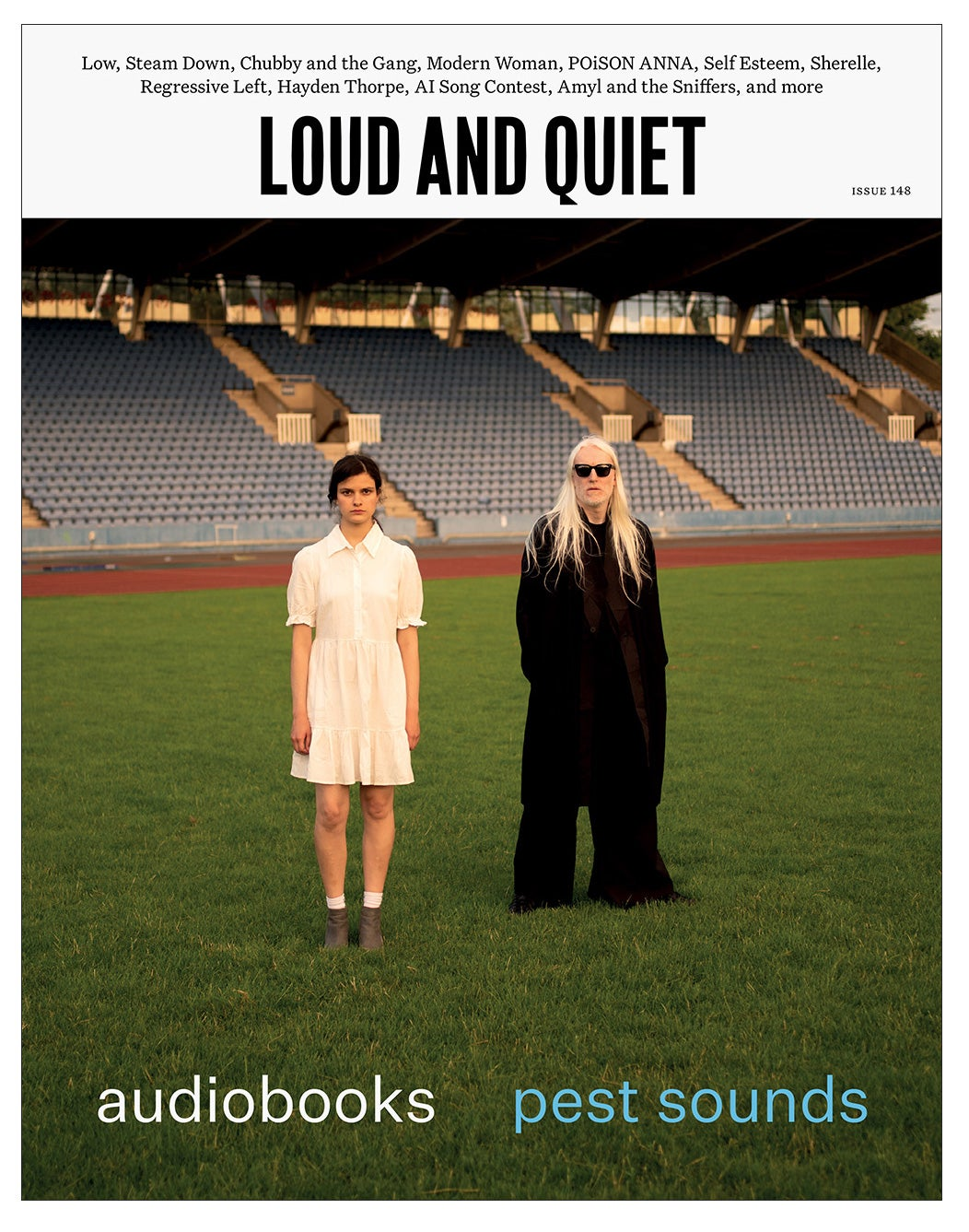 Image of Loud And Quiet issue 148