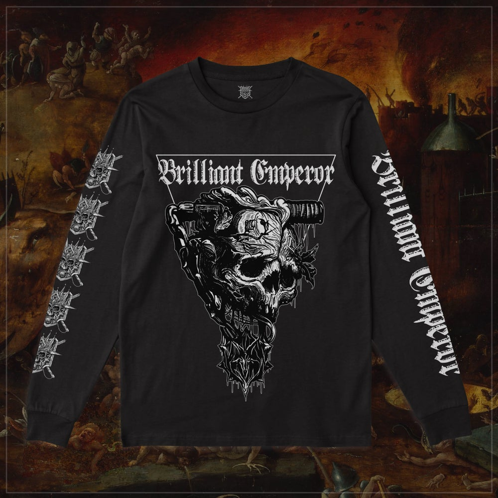 """""""The Emperor's Flail"""" Long-sleeve & T-shirt PRE-ORDER"""