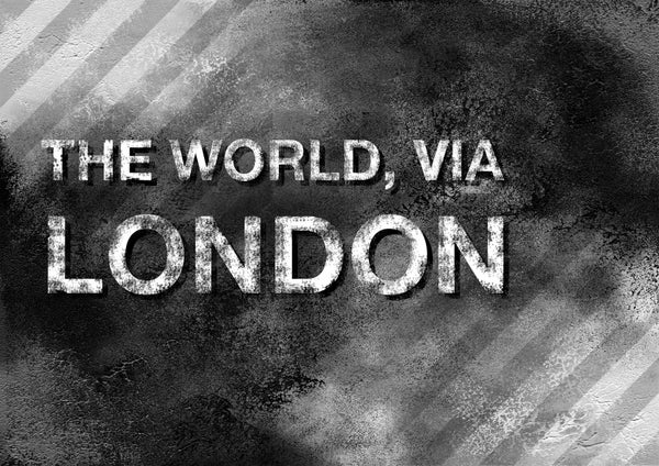 Image of Via London (Limited Edition Print)