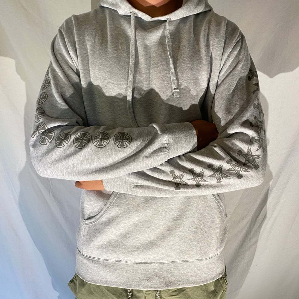 Thrasher x Indy hoodie