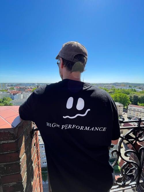 "Image of ""High Performance"" Shirt - black"