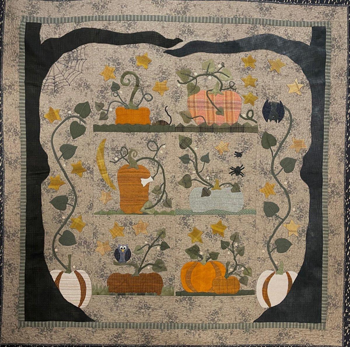 Moonlit Garden Quilt Pattern