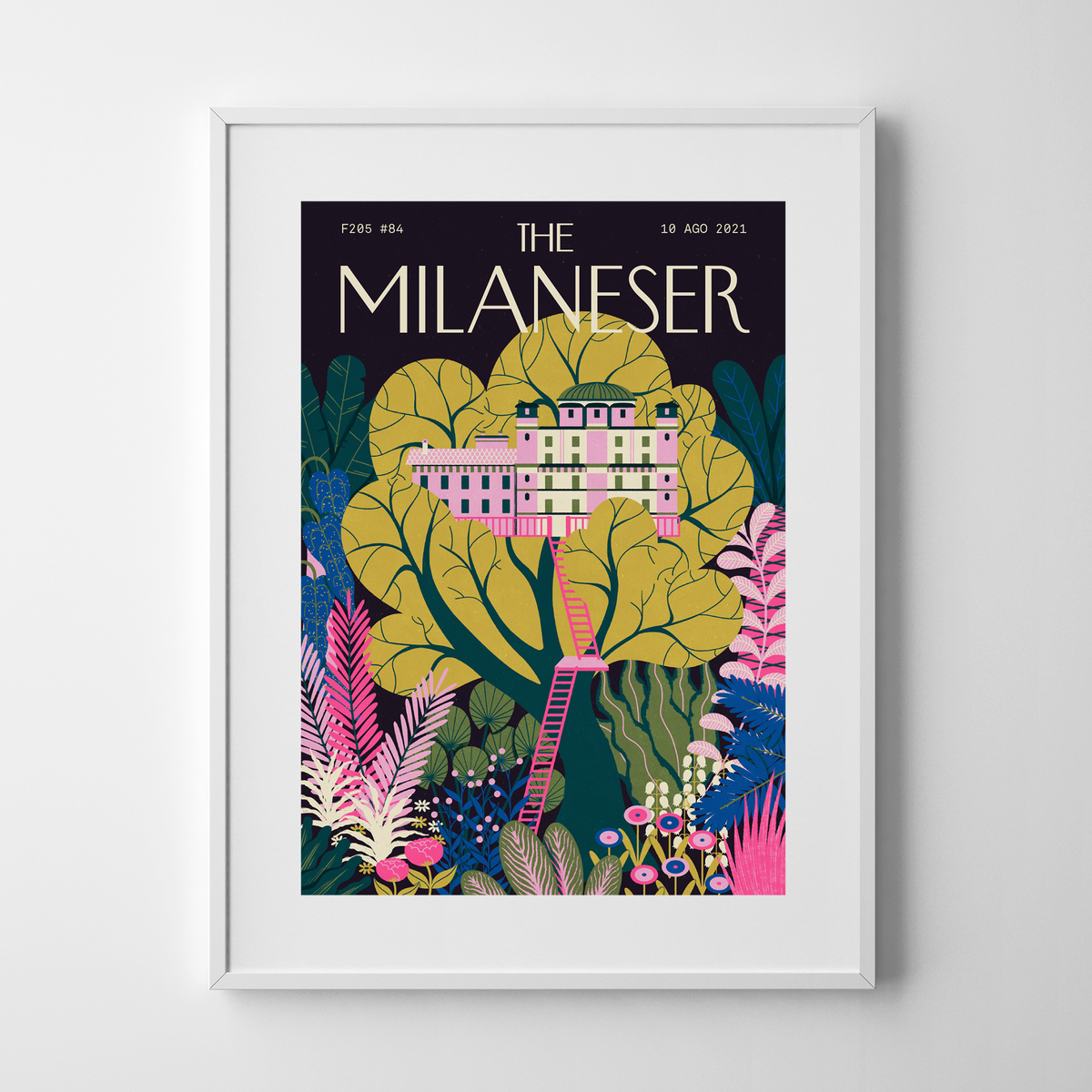 Image of The Milaneser #84