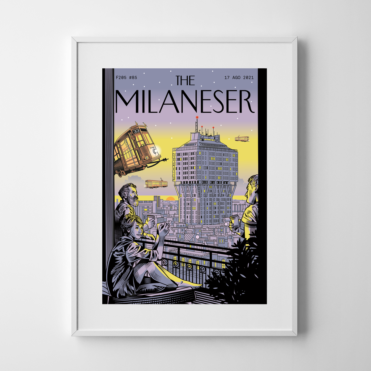 Image of The Milaneser #85