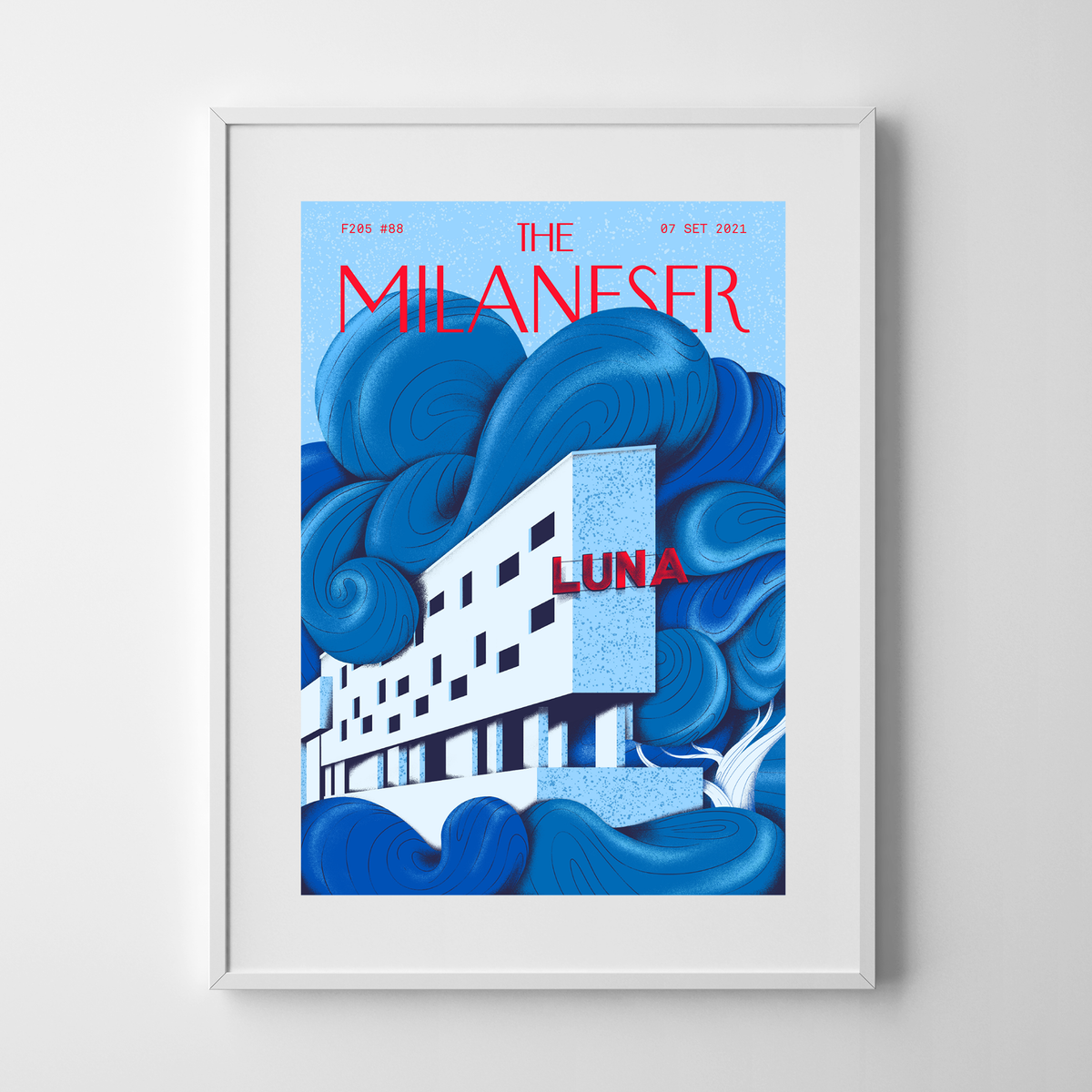 Image of The Milaneser #88