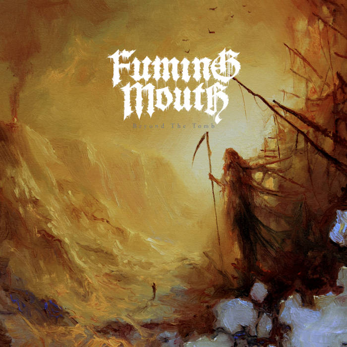 """Image of Fuming Mouth """"Beyond The Tomb"""" 12"""""""