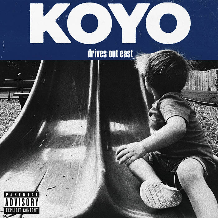 """Image of Koyo """"Drives Out East"""" 7"""""""