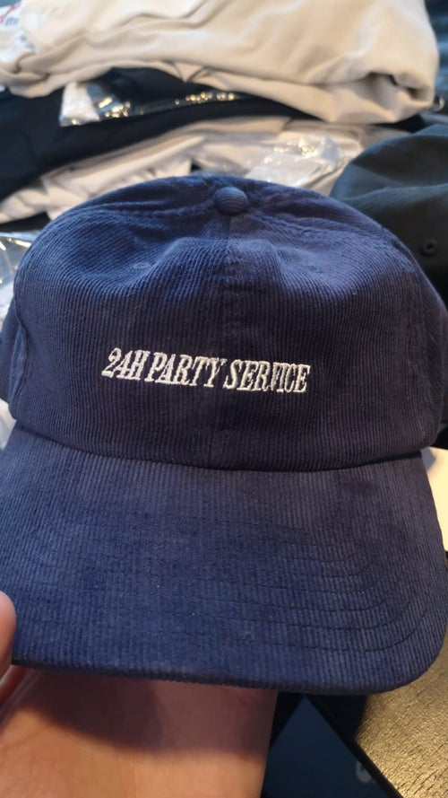Image of 24h Party Service Cap
