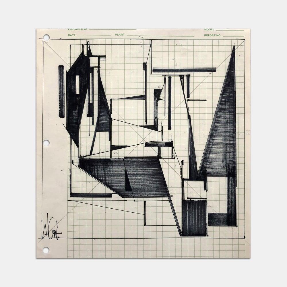 Image of AUGUSTINE KOFIE - Sketch No 48