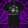 WHERE ARE YOU NOW? TOUR 2021 T-SHIRT