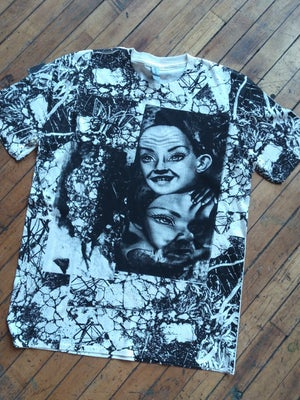 Image of Off-White Dolly Wreckage T [ALL SIZES]