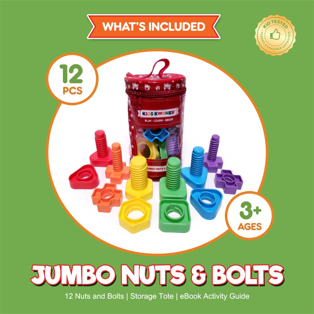 Image of Nuts & Bolts Set