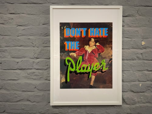 Image of Don't Hate The Player