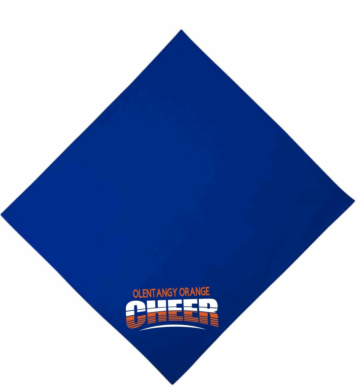 Image of Fleece Stadium Blanket OOHS Cheer