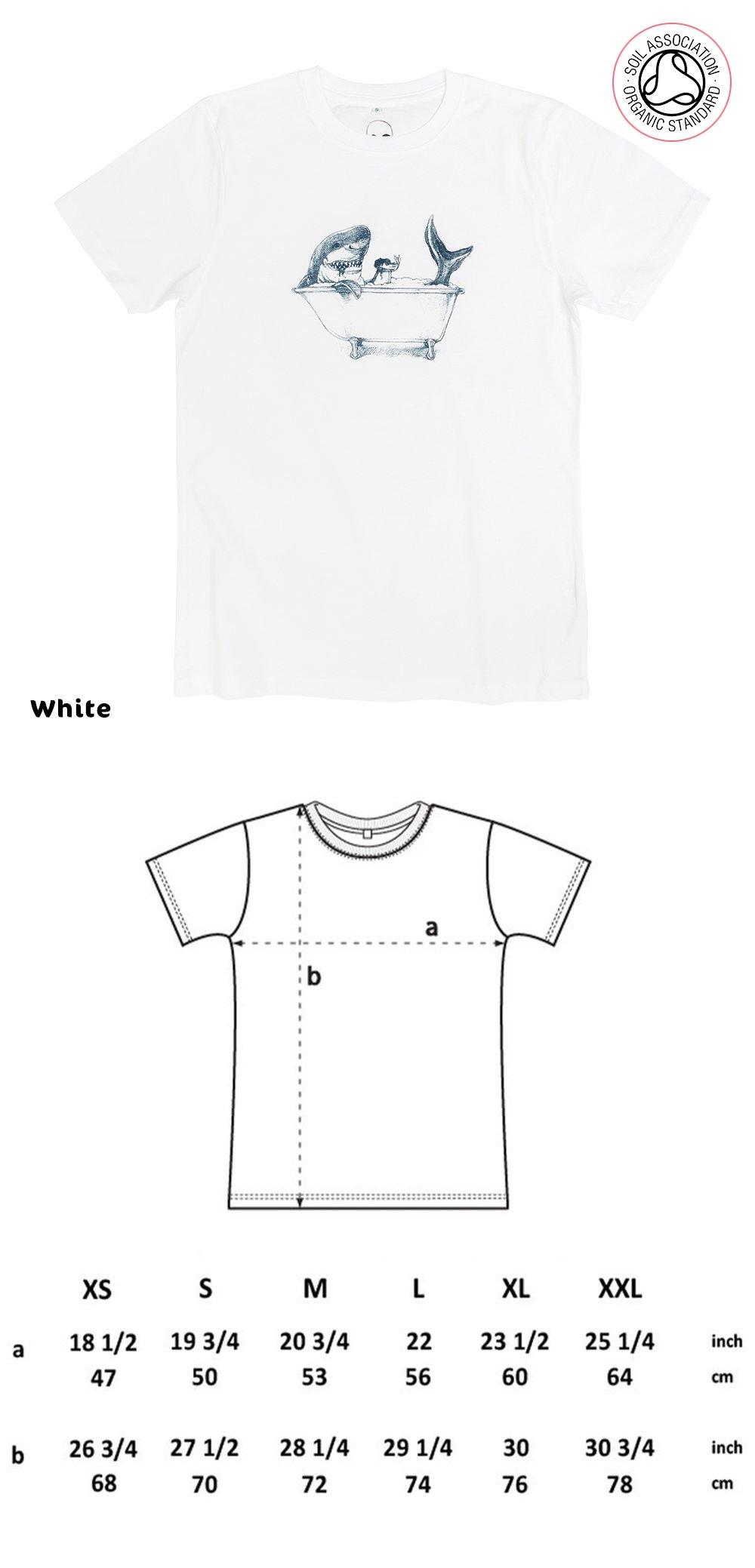 Shark Unisex T-shirt (Organic)