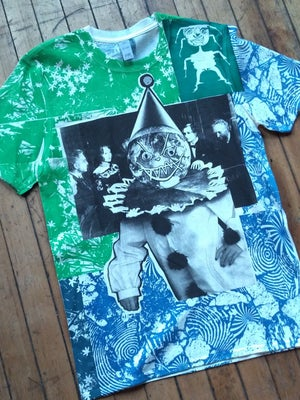 Image of Earth Clown Seance Collage T [SMALL]