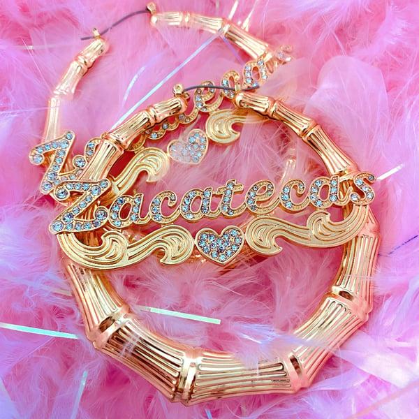 "Image of ""Zacatecas"" Earrings"