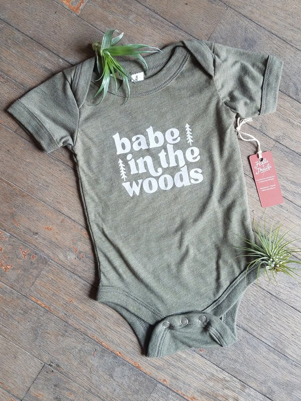 Image of Babe in the Woods Onesie