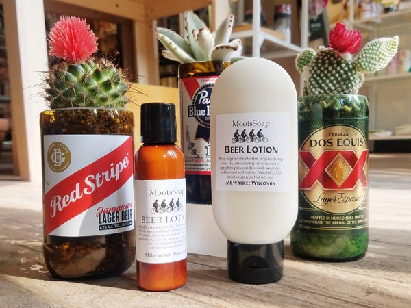 Image of Moots Soap Beer Lotion