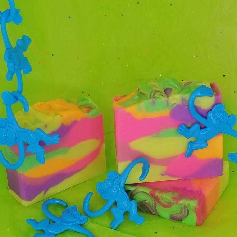 Image of Monkey Farts Soap