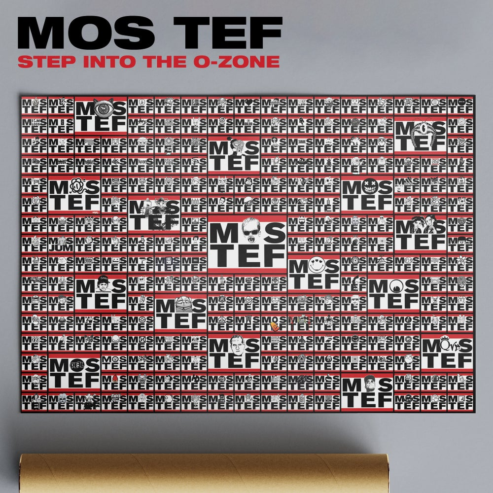 Image of MOS TEF: Step into the O-Zone Poster