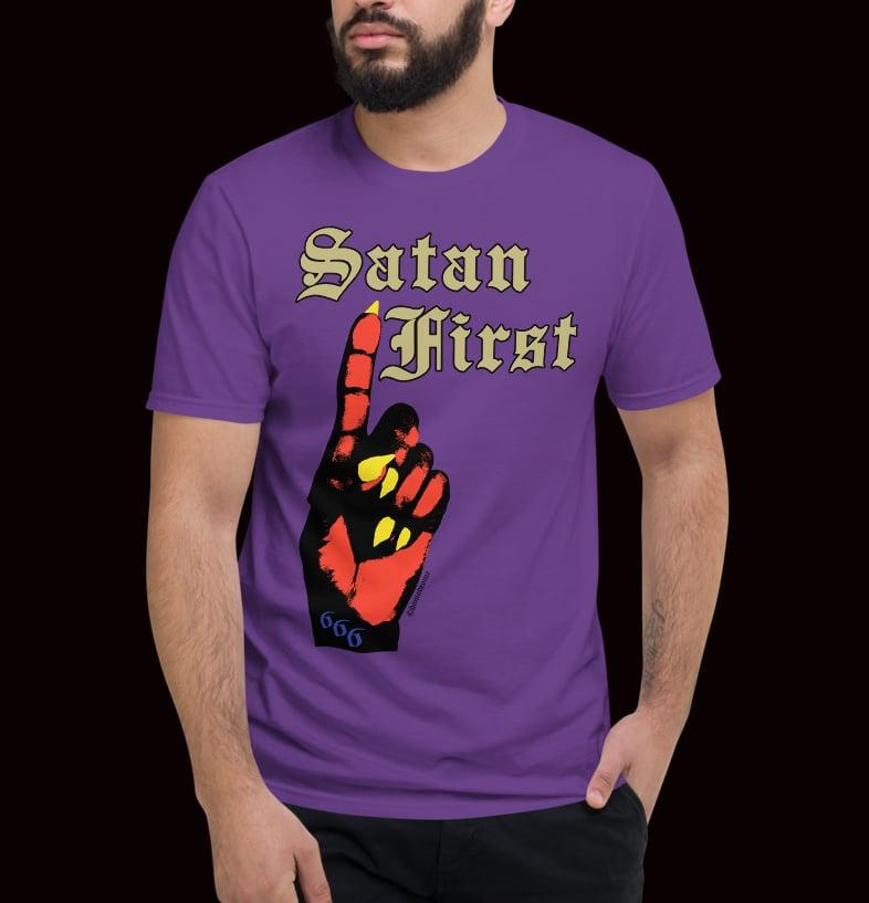 Image of SATAN FIRST