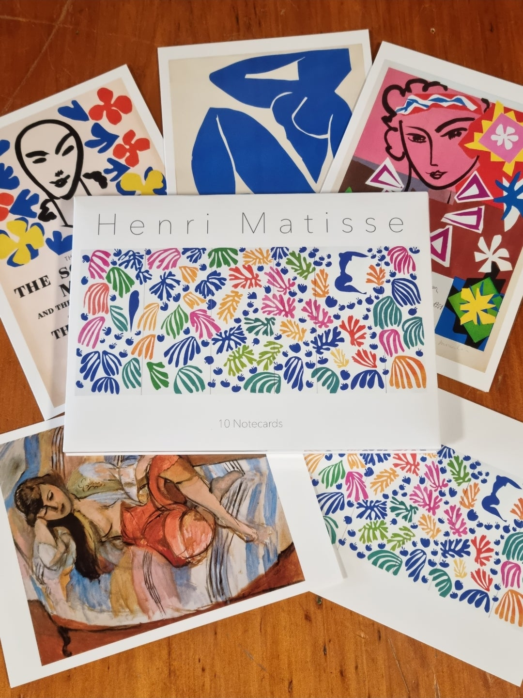 Image of Boxed Cards - Henri Matisse