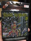 Iron Maiden Somewhere in time Woven Patch