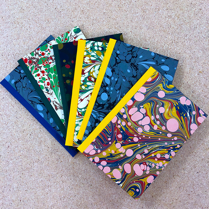 Image of Make your own Notebook - ONLINE CLASS - 21st September (7 - 8.30pm)