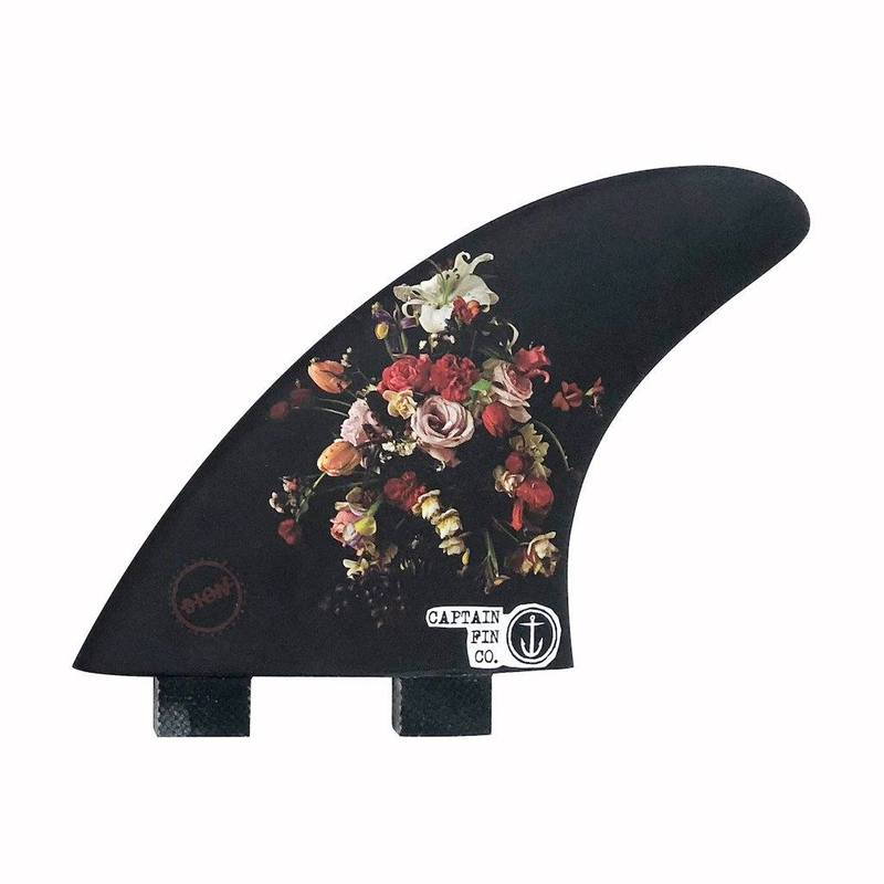 Image of Captain Fin Co Dion Agius Thruster Fins - Twin Tab