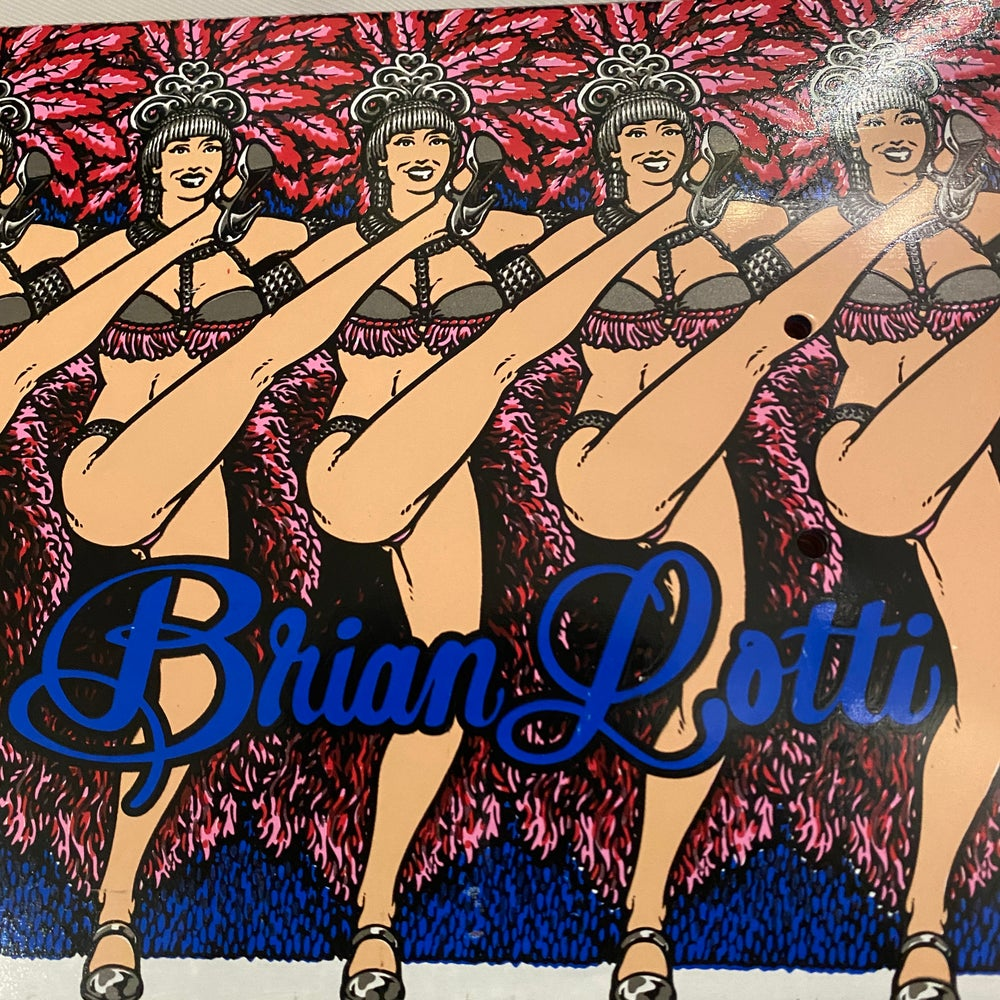 Blind Brian Lotti re-issue