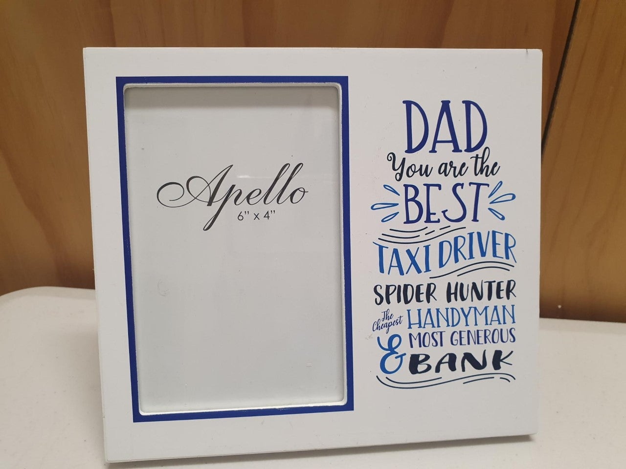 Image of Dad You are the Best Frame