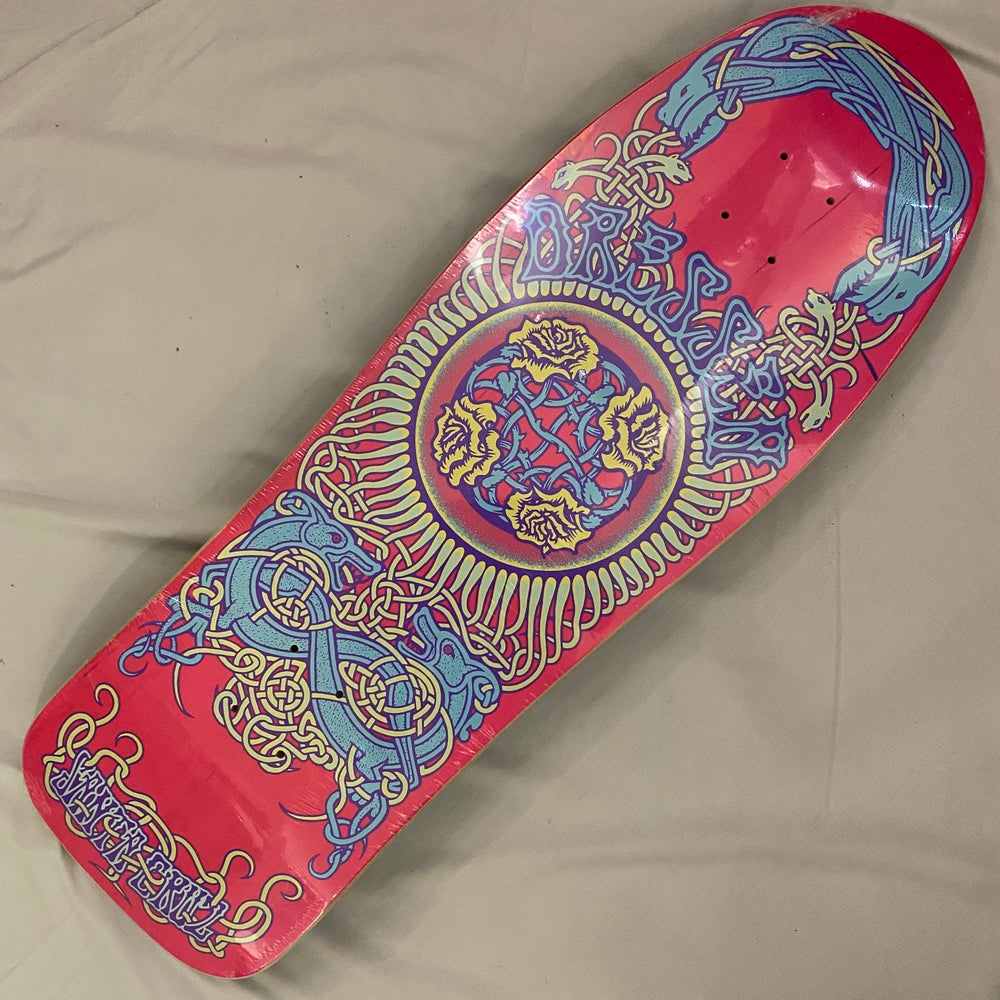 Eric Dressen Re-issue Celtic Pink edition